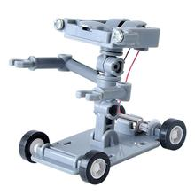 Science DIY Assemble Salt Water Powered Robot Educational Kit for Children Kids Toy Puzzle Study Supplies