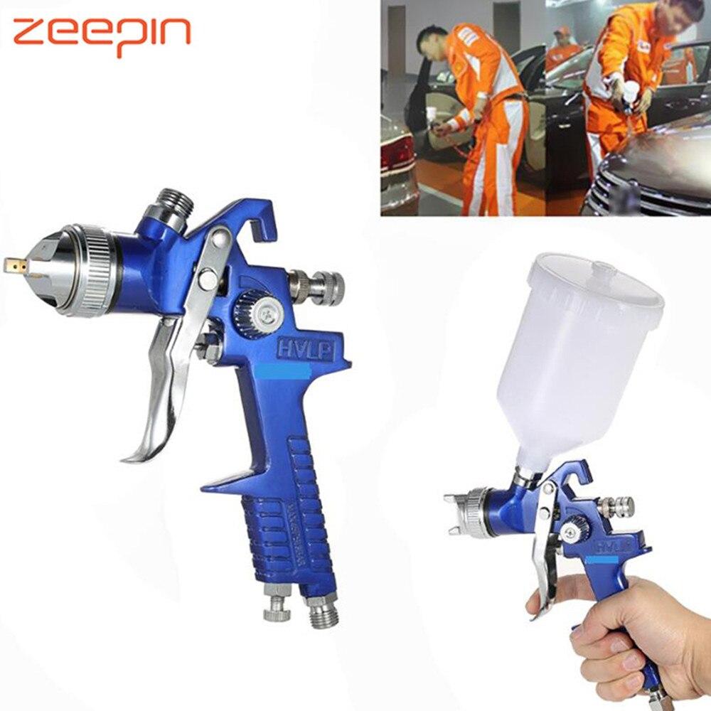 Zeepin 1.4mm Caliber H-827 Automotive Pneumatic Gravity Environmentally Friendly Topcoat Car Paint Spray Tool Trigger Design