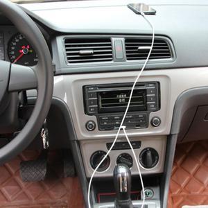 Image 4 - لسيارة 1 متر أبيض اللون 3.5 مللي متر AUX وصلات صوت جاك إلى USB 2.0 ذكر تهمة مهائي كابلات كابل مساعد