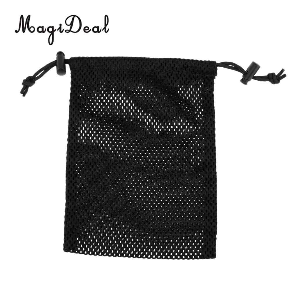 Compact Drawstring Gear Storage Bag for Scuba Diving SMB Safety Sausage Tube