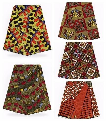 Hollandais Wax High Quality african ankara Wax Hollandais 2018 Dutch Wax African Wax Hollandais Hot Sale Design For Women Dress