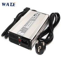 Cargador inteligente de batería LiFePO4 de 14 6 V y 10 a de 14 4 V usado para 4S 14 4 V LiFePO4 entrada de batería 110V y 260V Cargadores     -