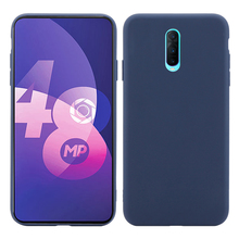 For Oppo F11 Pro Case Silicone Slim Candy Color Matte Soft TPU Back Cover Shockproof Protective Funda