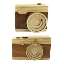 Innovative Camera Music Box Classic Christmas New Year Valentine's Day Holiday Gift Birthday Present Toys Sounded Camera Toys(China)