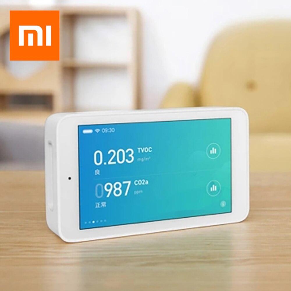 Оригинальный Xiaomi Mijia KQJCY02QP Intelligent Linkage 3 высокоточные датчики воздуха детектор от Xiaomi Youpin baby health care