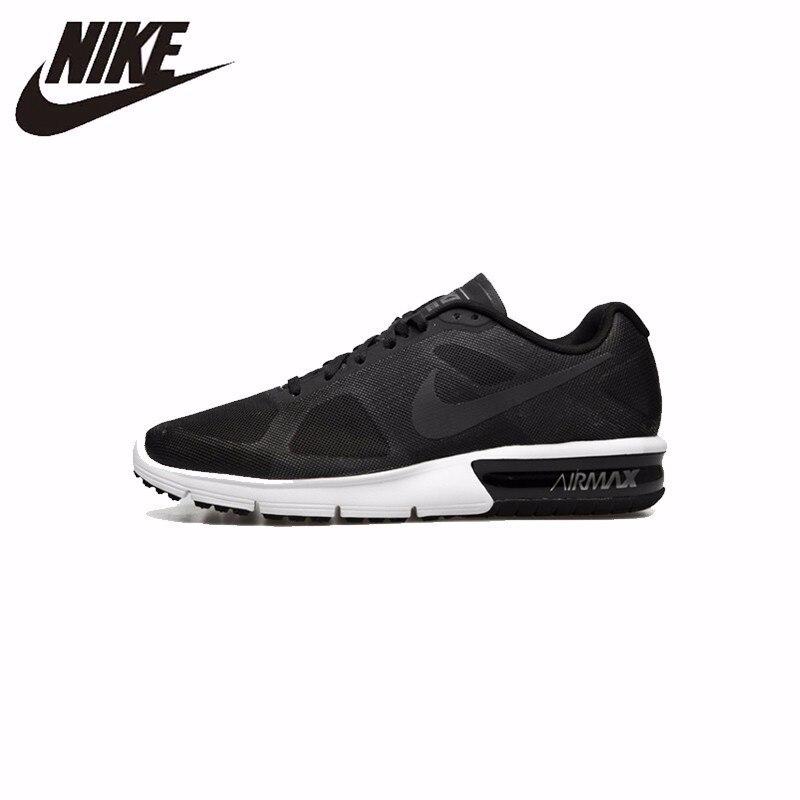 NIKE AIR MAX hommes course chaussures baskets basses Sports plein AIR marche Jogging baskets confortable Durable #719912