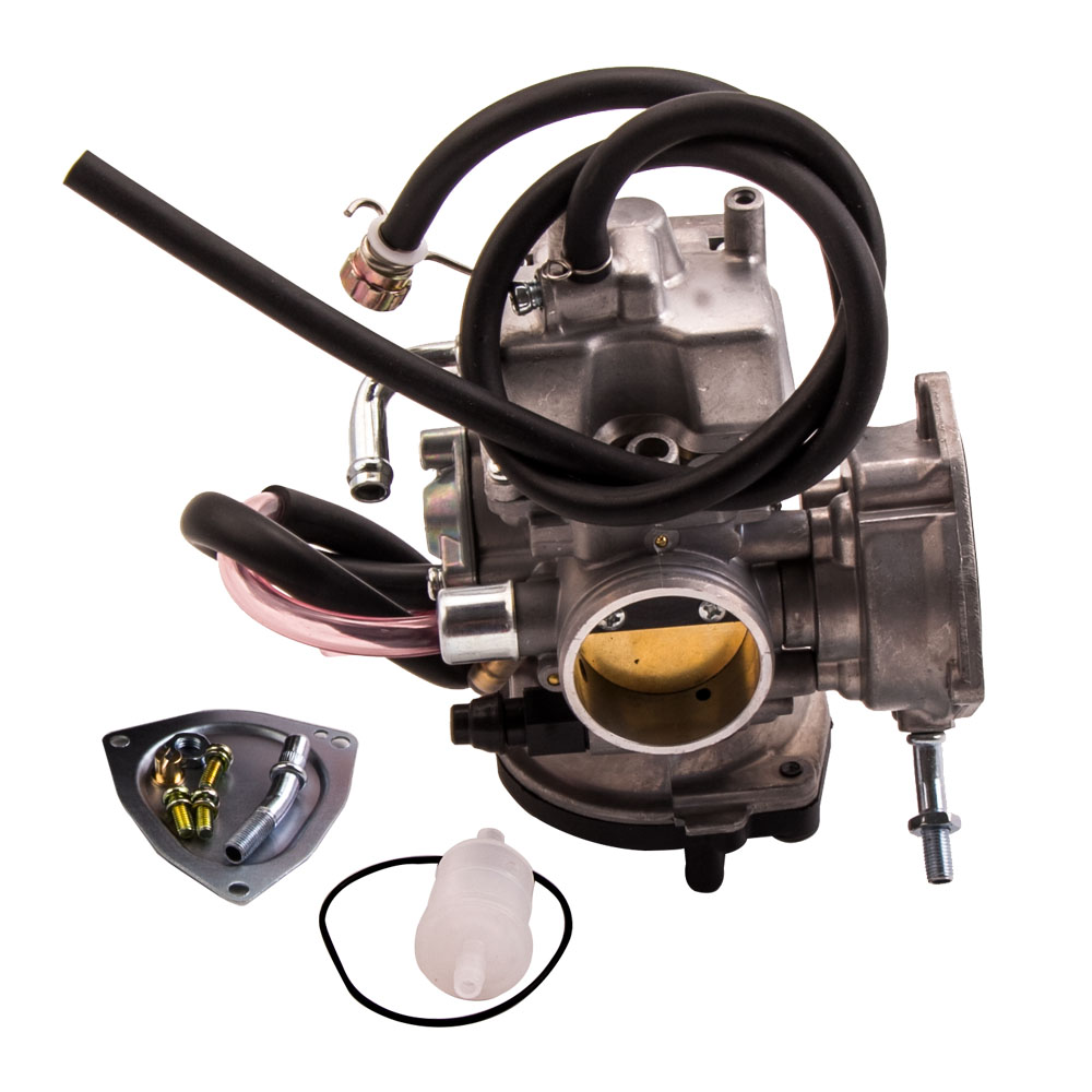 OEM QUALITY Carburetor Rebuild Kit Carb Repair for 2003-2006 Kawasaki KFX 400