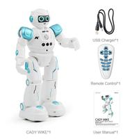 LeadingStar Intelligent Robot Multi functional Kids Remote Control Touch Gesture Interaction Music Dance Robot Puzzle Toy