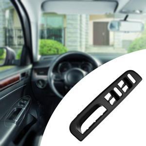 Автомобильный мастер переключатель окна панель управления авто стеклоподъемник отделка ободок для Jetta для Bora Golf4 MK4 02-07 авто аксессуары новые