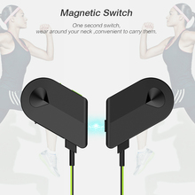 RAXFLY Magnetic Wireless Earphone For iPhone For Samsung For Xiaomi Sport Bluetooth Headset ecouteur bluetooth auricular jqaiq sweatproof wireless earphone bluetooth sport metal magnetic stereo bluetooth headset wireless earphone for iphone android