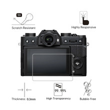 1Pack For Fujifilm X-T1 X-T2 XT1 XT2 0.3mm 2.5D 9H Clear Tem