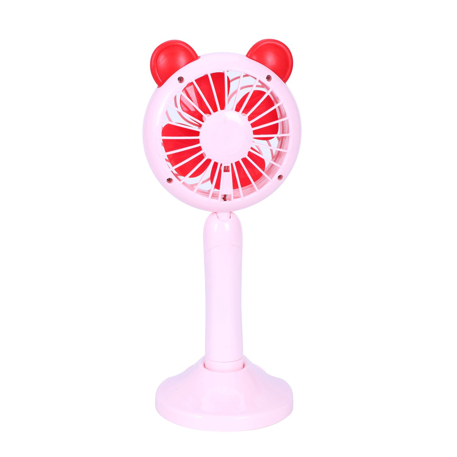 Hot TOD-Super Cute Multifunction Portable Phone Selfie LED Ring Light USB Charger Fan For Hot Summer Phone HolderHot TOD-Super Cute Multifunction Portable Phone Selfie LED Ring Light USB Charger Fan For Hot Summer Phone Holder