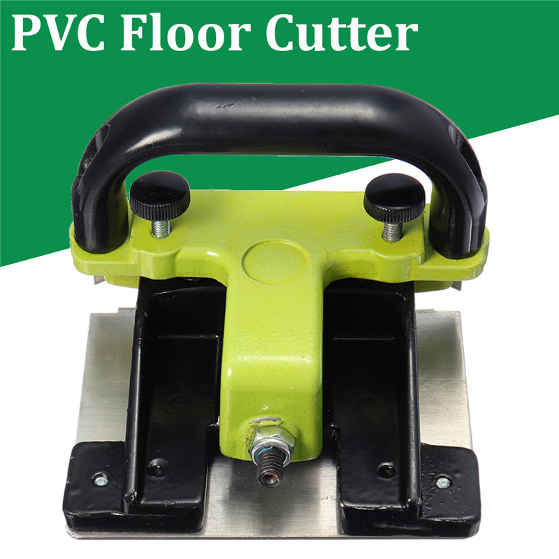 PVC Floor Cutter Flooring Installation Tool Aluminum Alloy Steel Cutting Knife Scrap Trimming Machine Indoor Floor Tool Part NewPVC Floor Cutter Flooring Installation Tool Aluminum Alloy Steel Cutting Knife Scrap Trimming Machine Indoor Floor Tool Part New