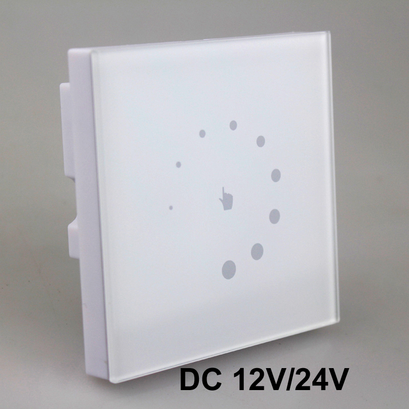 Touch Switch Led Dimmer 12V 24V 8a Touch Switch For Led Strips Touch Led Dimmer 12 V 24v Strip Light