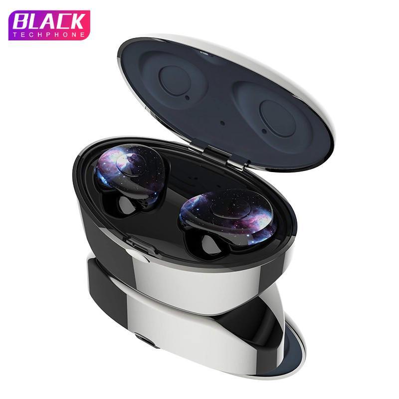Aipao X1 casque Bluetooth Binaural sans fil TWS 5.0 dans l'oreille réduction du bruit casque de sport