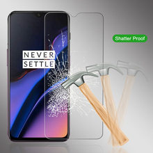 9H Tempered Glass For Oneplus 7 7 Pro Screen Protector Anti-Scratch Glass For One plus 7 Pro Protective Film With Package Box цена