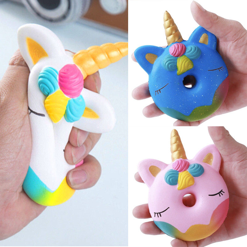 Pudcoco Squishy Unicorn Doughnut Baby Squishi Toys 2019 New Size 13cm*9.5cm Cute Cartoon Smooshy Mushy Kids Squeeze Toys HotPudcoco Squishy Unicorn Doughnut Baby Squishi Toys 2019 New Size 13cm*9.5cm Cute Cartoon Smooshy Mushy Kids Squeeze Toys Hot