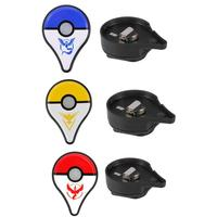 3Color Bluetooth Interactive Wristband Bracelet Game Toy +Charger Adapter For Nintendo Pokemon Go Plus Game Accessories