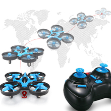 H36 Mini Drone RC Drone Quadcopters Headless Mode One Key Return RC Helicopter V