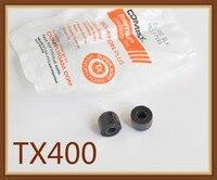 2 предмета оригинальный поролоновые амбушюры советы TX400 S400 TS200 соответствует мягкие в ухо наушники Шум усилитель изоляции бас губки кончика...