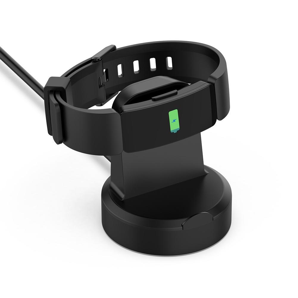 Image 3 - Универсальный Магнитный зарядный док станция USB зарядное устройство Подставка для кабеля док станция для Fitbit Inspire HR/Inspire 51x46x13 мм абс + ПК 2019 Новый-in Умные аксессуары from Бытовая электроника