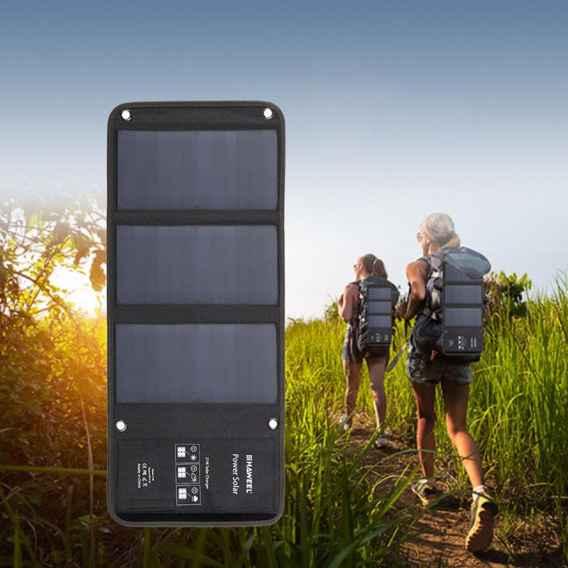 Solar Charging Portable Folding Backpack With Solar Charger 21W 5V Earthquake Emergency Solar PanelSolar Charging Portable Folding Backpack With Solar Charger 21W 5V Earthquake Emergency Solar Panel