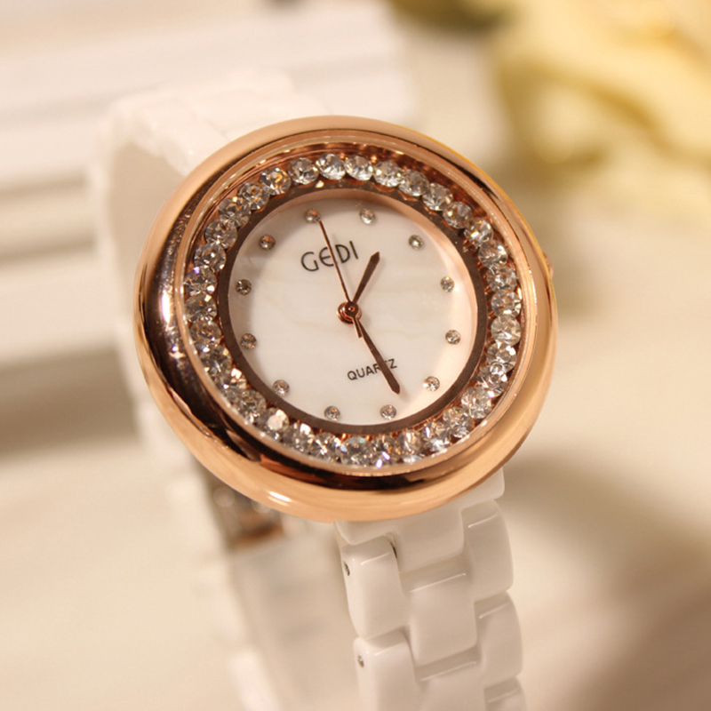 Luxury Casual Women 39 s Watch China Belt Water Chic Roma Diamond Dail Bracelet Top Brand Watch Polygon Gift Clock in Women 39 s Watches from Watches