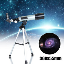 F36050M Astronomical Telescope Camping Monocular With Portable Tripod