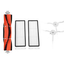 Прочная боковая щетка и фильтр и основная щетка для XIAOMI вакуумная боковая щетка + фильтр + основная щетка для XIAOMI вакуумные запасные