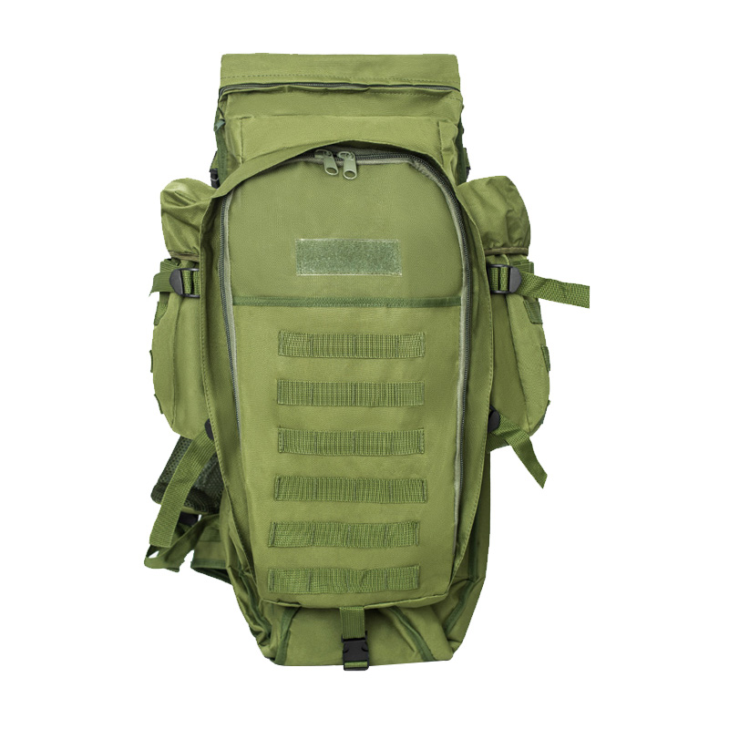 LGFM 60L Outdoor Backpack Pack Rucksack Tactical Bag for Hunting Shooting Camping Trekking Hiking Traveling