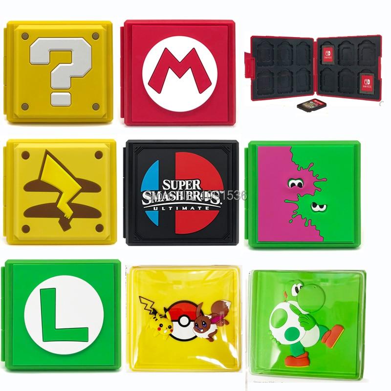 Unterhaltungselektronik Lagerung Tasche Für Nintend Schalter Nintendos Konsole Shell Langlebig Nitendo Fall Für Ns Schalter Zubehör Schutz Schulter Tasche GroßEr Ausverkauf