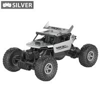 New Flytec 9118 Alloy 1:18 RC Climbing Car Off road Drift Car Gift Toy Car for kid