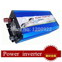 Solar photovoltaic inverter 2500w pure sine wave inverter power converter 24V 220V 60HZ 2500W pure sine wave inverter