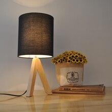 Креативный Треугольный Кронштейн настольная лампа для дома