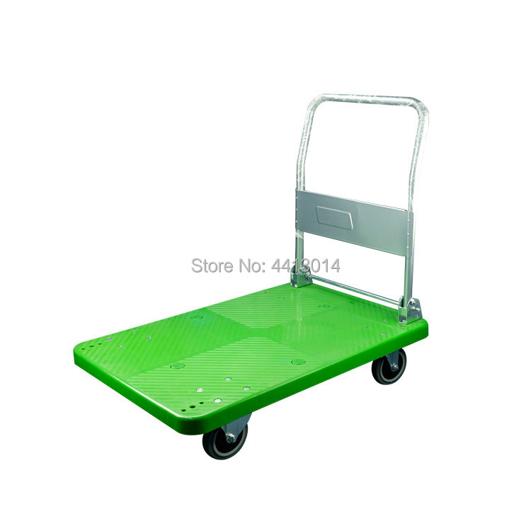 Купить с кэшбэком industrial plastic heavy duty platform trolley