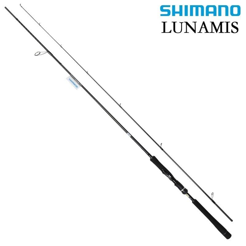 SHIMANO LUNAMIS Carbon lure Fishing Rod M Ml MH Power 2 29m 2 59m 2 74m