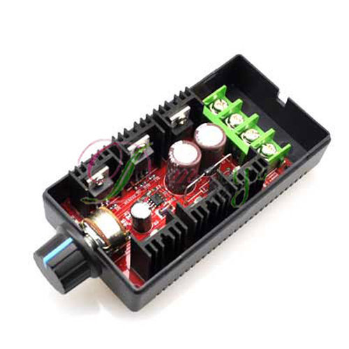 40A DC Motor Speed Control 2000W 12V-52V PWM HHO RC Controller CAR cooling FAN40A DC Motor Speed Control 2000W 12V-52V PWM HHO RC Controller CAR cooling FAN