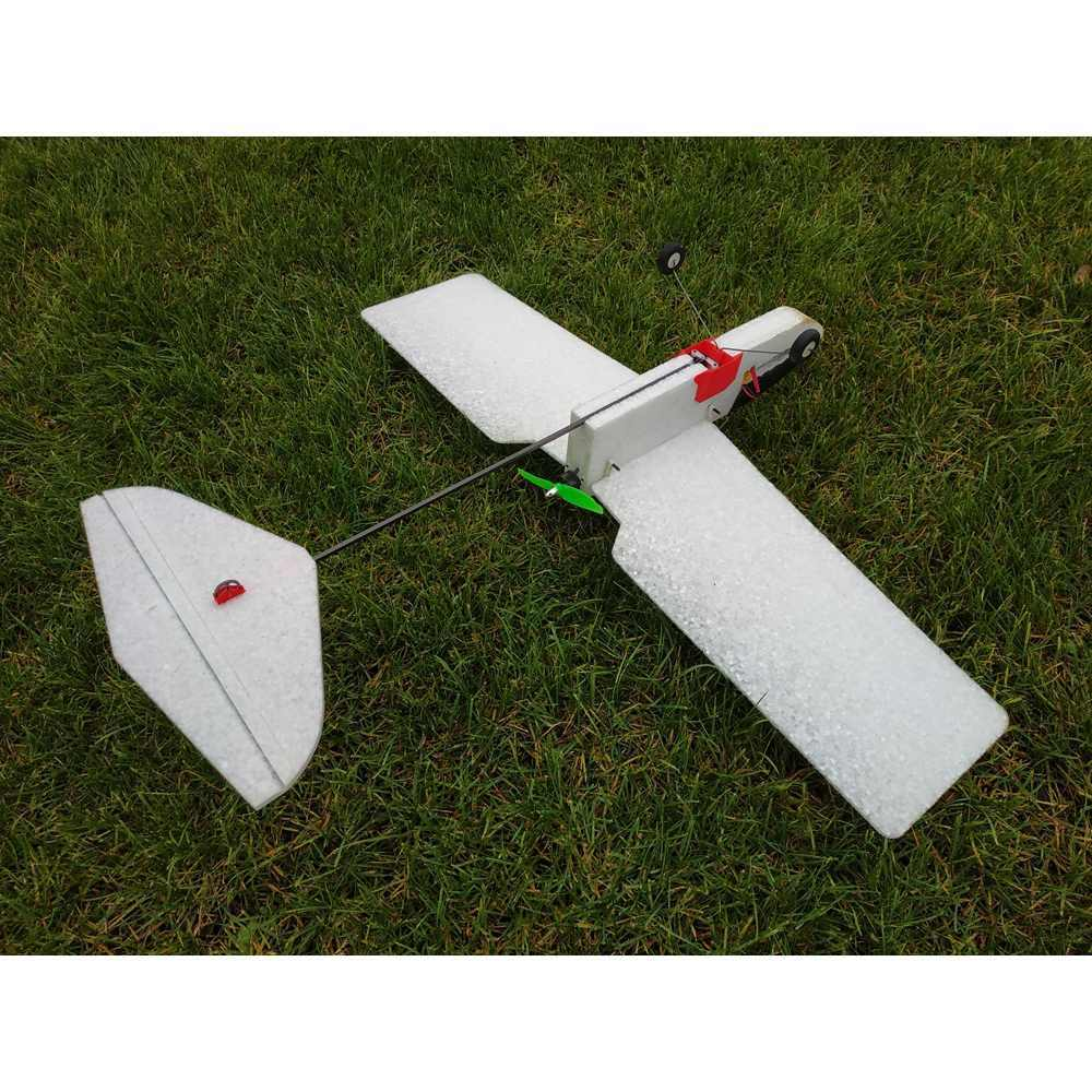 Little Pigeons 800mm Wingspan EPP Fixed Wing RC Airplane Kit Trainer RC Airplane Model RC Drone Plane Outdoor Toys For Kids