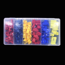 96pcs/lot Scotch Lock Quick Splice 22-10 AWG Wire Connector Terminal Block 500pcs ce 1 close end quick splice wire connector for awg 22 16 page 5