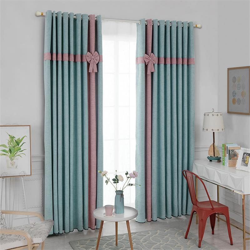 Bedroom Short Infantil Zaslony Gardinen Cortinas Cocina Firanki Na Okno For Living Room Pour Le Salon Rideaux Luxury Curtains