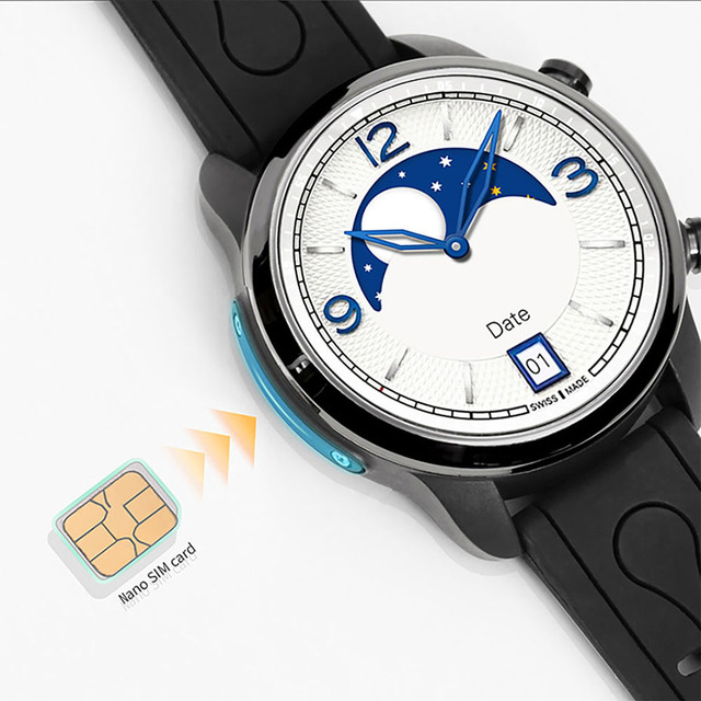 Android 6.0 Quad Core 4G Smart Watch 4
