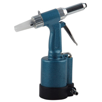 The Pneumatic Blind Rivet Tool 2.4 5.0Mm With Waste Rivets Collection Bottle Blind Rivet Tools