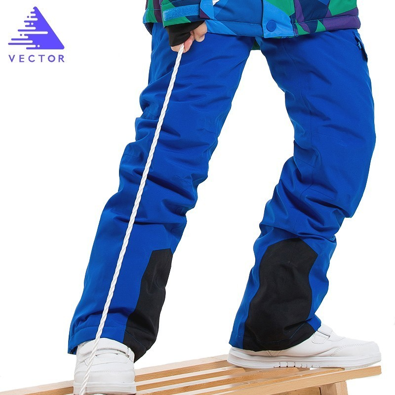 5f848058e Kids Ski Pant Little Children Winter Kid Warm Skiing Snowboard ...