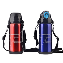 5 Colors Stainless Steel Insulated Thermos Bottle 800ml Thermo Vacuum Flask Thermoses Thermal Coffee Outdoor Sport Cup