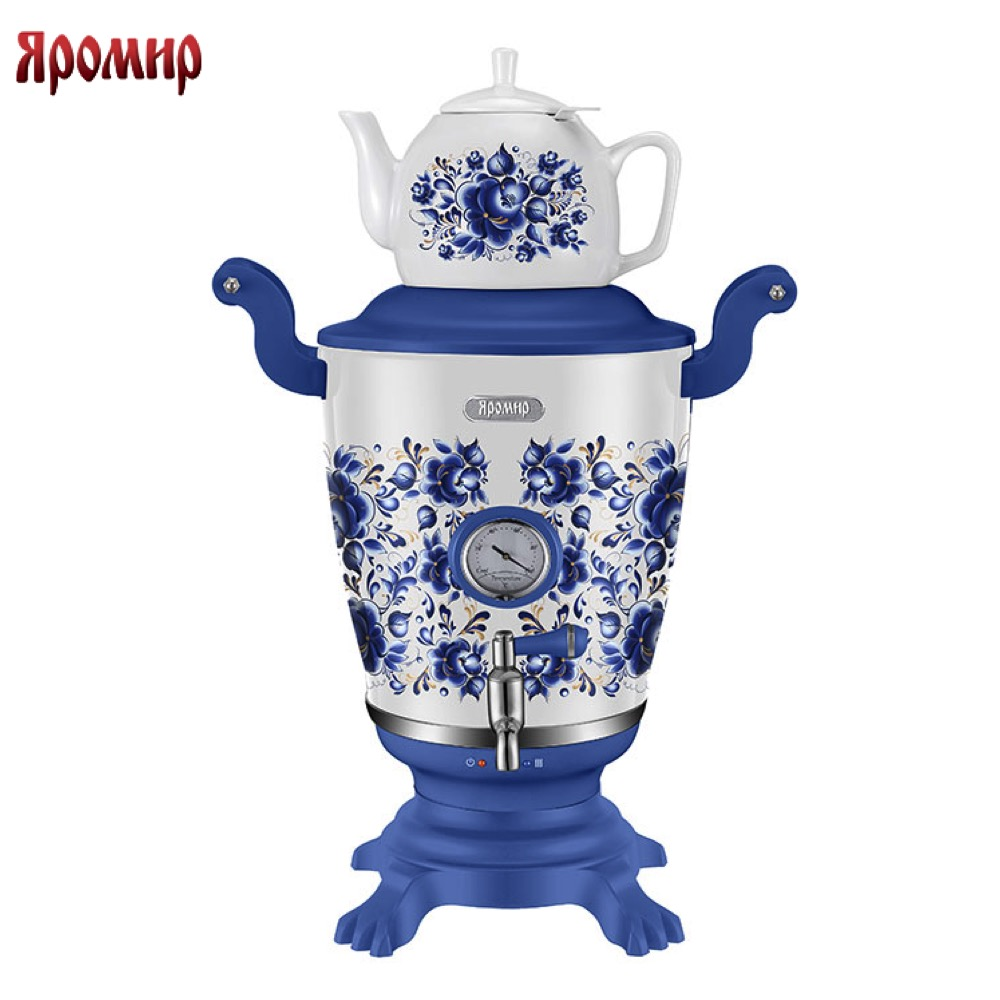 Electric Kettles YAROMIR 0R-00004043 Kitchen Appliances Teapot warmer YR-1801 kettle samovar samovar electric elis e 4023