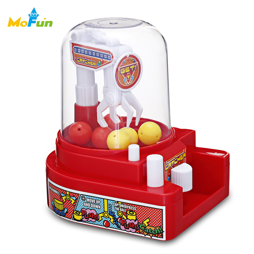 HC0025 Creative Mini Candy Grabber Catcher Small Ball Crane Machine