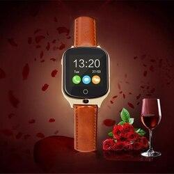 Tracker Horloge 3G Tracking horloge WIFI LBS locatie apparaat SOS Camera Bluetooth Kind Ouderen horloge A19