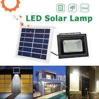 50 SMD 2835 LED Solar Light IP66 Waterproof Solar Light Outdoor Street Pathway Garden Yard Security Floodlight Lamp