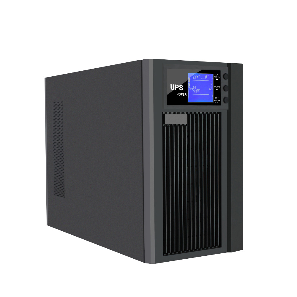 2000VA 1600W Online UPS 4x 7ah type 12v lead acid battery inside type without battery to