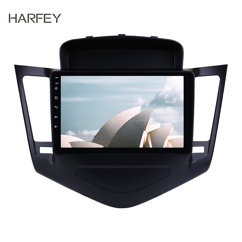 Harfey 9 Android 8 1 for 2013 2014 2015 Chevrolet Cruze car multimedia player Radio with